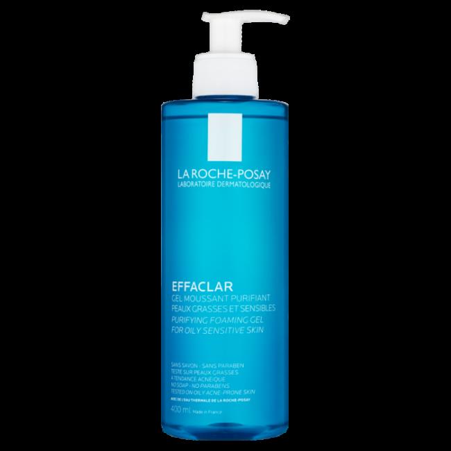 La Roche Posay Effaclar Gel Cleanser 400ml
