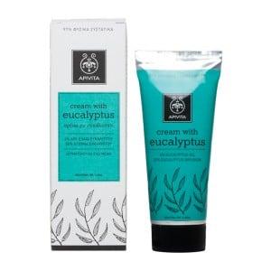 Apivita Eucalyptus Cream 40ml