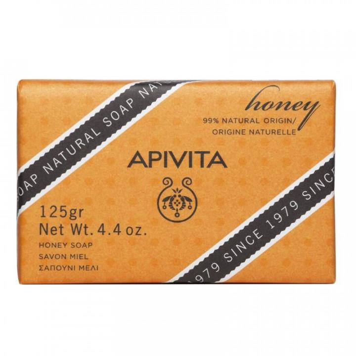 APIVITA Soap with Honey 125gr