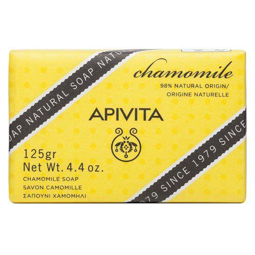 APIVITA SOAP with Chamomile 125gr