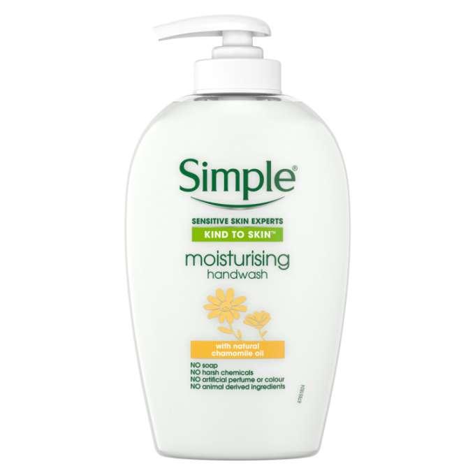 SIMPLE handwash 250ml