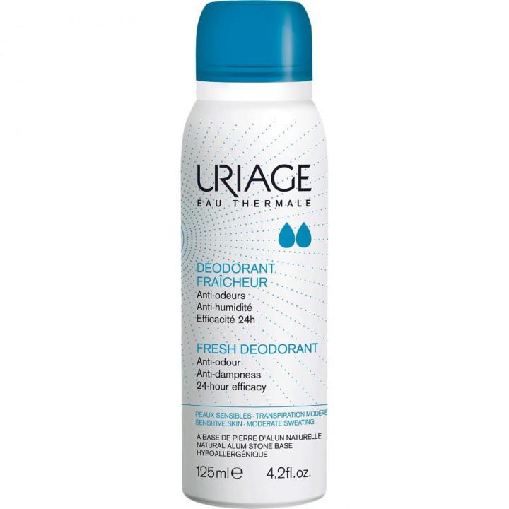 Uriage Fresh Deodorant 24h 125ml