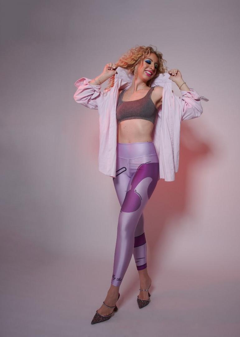 Trademark Solly Purple L