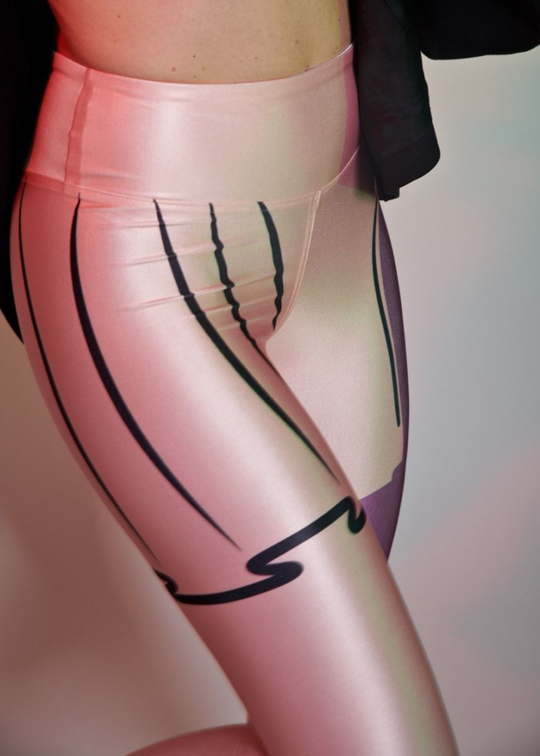Trademark Solly Ballerina Peach XS