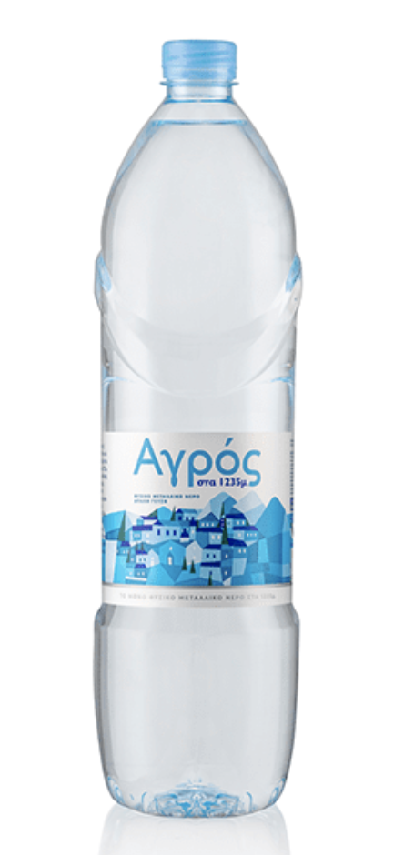 AGROS WATER 1.5 LTR