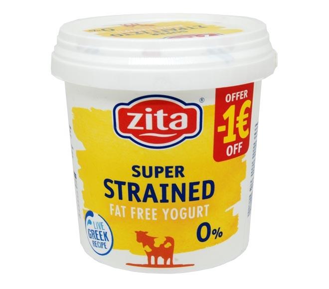 Ζίτα No Fat 0% 300gr