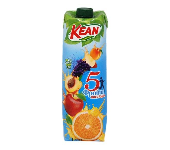 KEAN 5 FRUIT 1L
