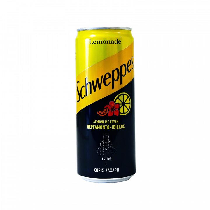 SCHWEPPES LEMONADE 330ml