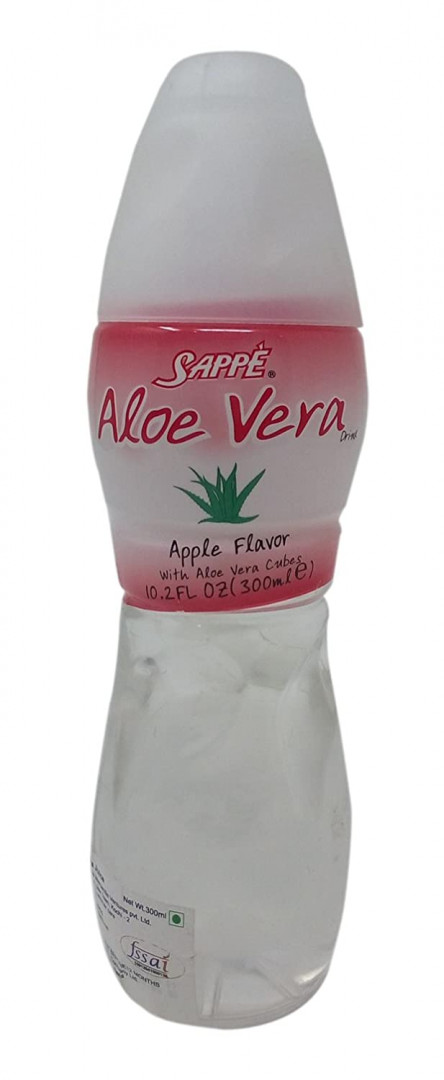 Aloe Vera Sappe Apple 300ml