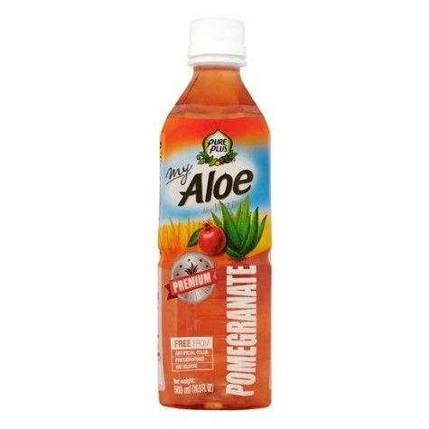 Aloe Vera Pure Plus Pomegranate 500ml