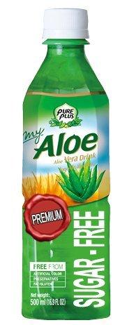 Aloe Vera Pure Plus Sugar Free Aloe 500ml