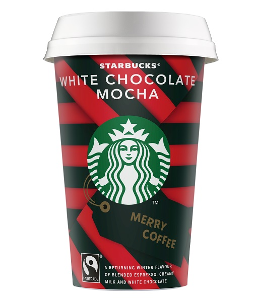 STARBUCKS WHITE CHOCOLATE MOCHA 220ml