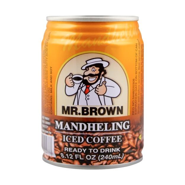 MR. BROWN MANDHELING 250ML
