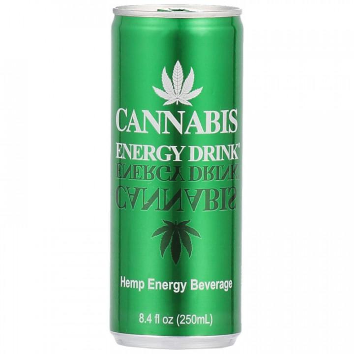 CANNABIS ENERGY DRINK CLASSIC 240ml