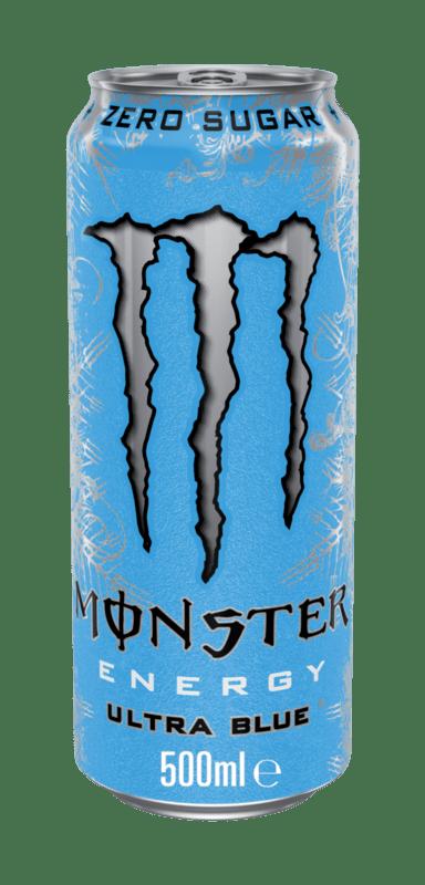 MONSTER ULTRA BLUE 500ml