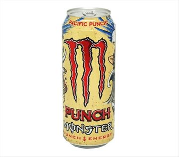 MONSTER ENERGY DRINK PACIFIC PUNCH 500ml
