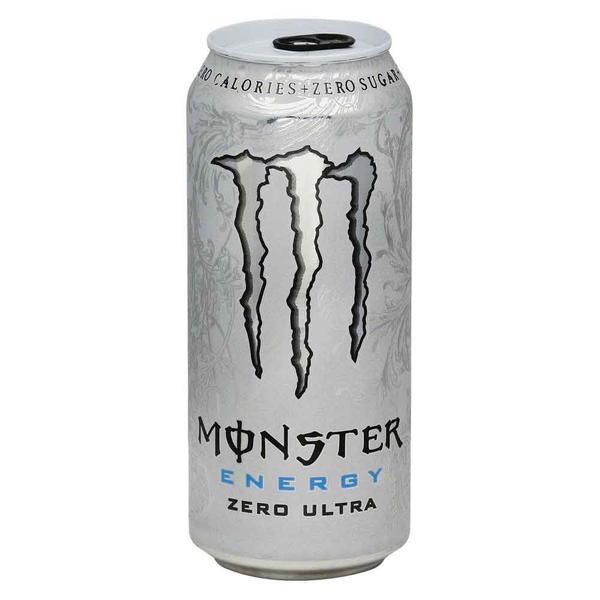 MONSTER ZERO ULTRA ENERGY DRINK 500ml