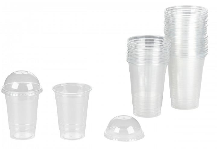 PLASTIC CUPS FRAPE