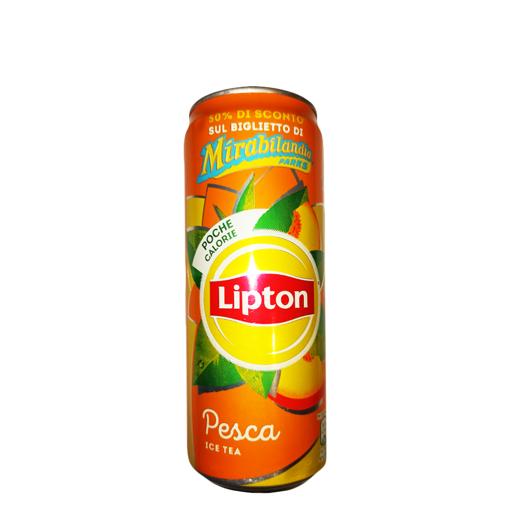 LIPTON PEACH 330ml
