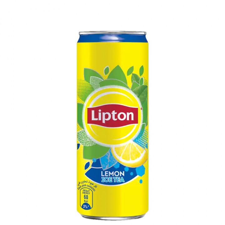 LIPTON GREEN ICE TEA LEMON 330ml
