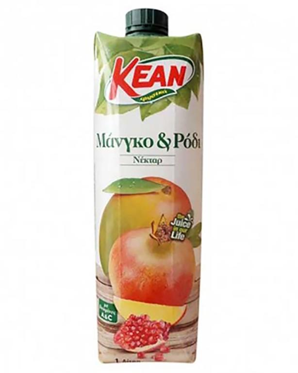 KEAN MANGO & POMEGRANATE JUICE 250ml