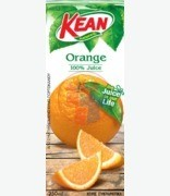 KEAN ORANGE JUICE 250ml
