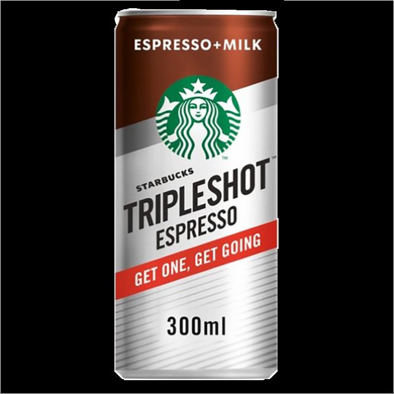 STARBUCKS TRIPLESHOT ESPRESSO 300ml