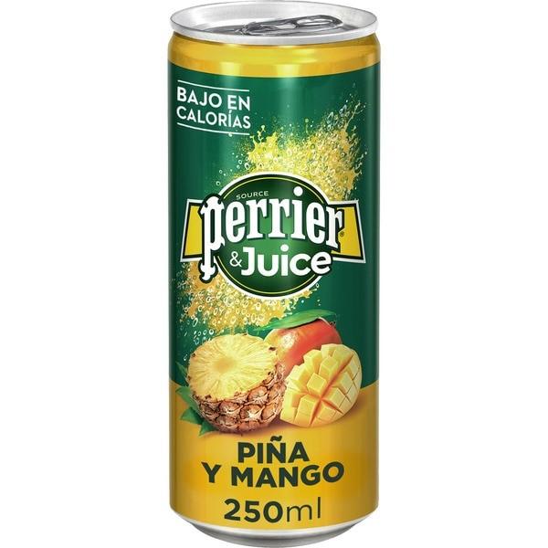 PERRIER PINEAPPLE & MANGO 250ml