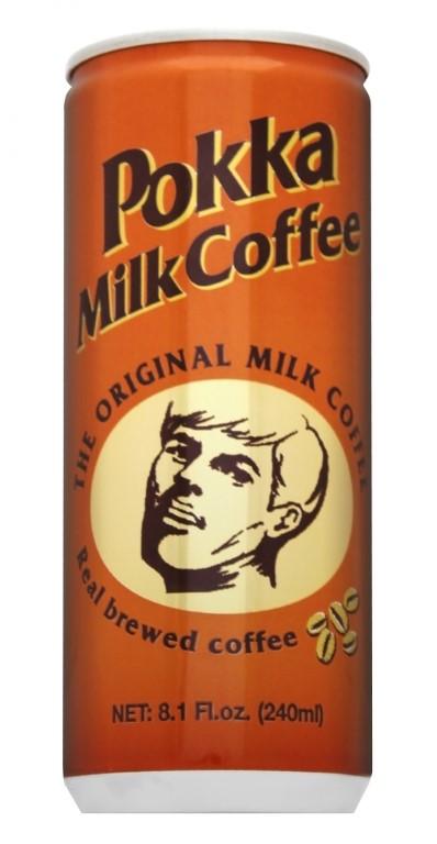 POKKA MILK COFFEE 250ML