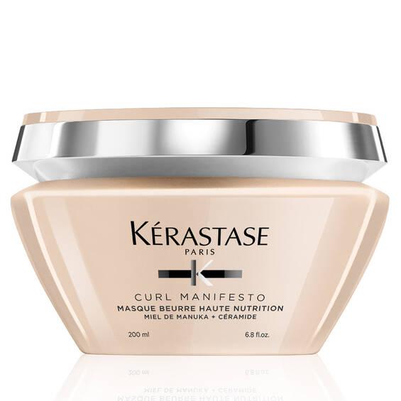 KERASTASE CURL MANIFESTO | MASQUE BEURRE HAUTE NUTRITION 200ml