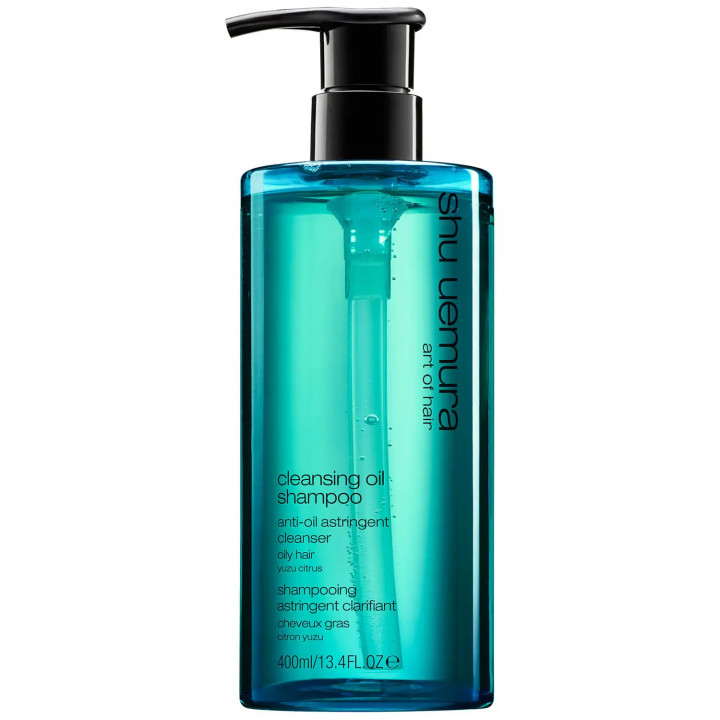 SHU UEMURA CLEANSING OIL SHAMPOO OILY HAIR | BLUE 400ml