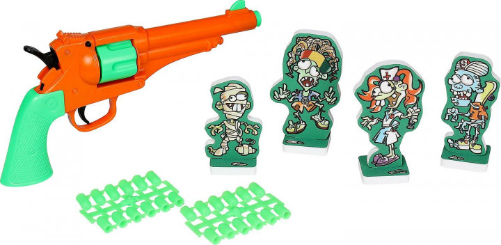 Gonher Zombies Shooting Playset