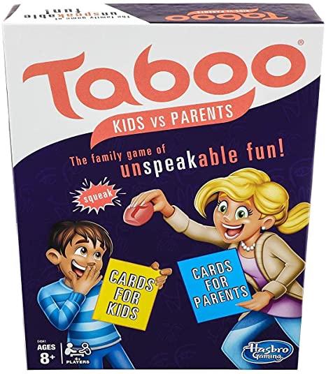 Taboo Kids VS Parents