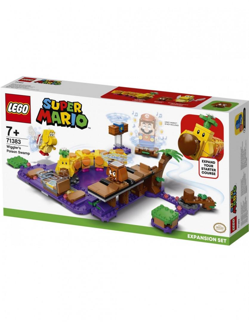 LEGO® Super Mario™: Wiggler's Poison Swamp Expansion Set (71383)