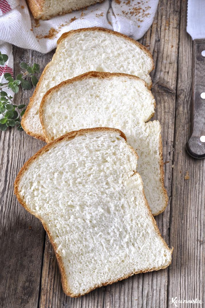 Bread White Sliced Bread Tomazou 900g