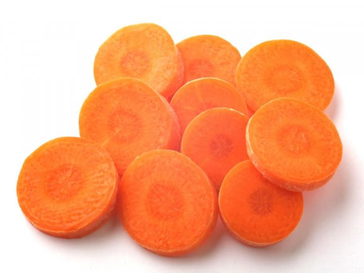 Carrot Cut 300g Vacuum