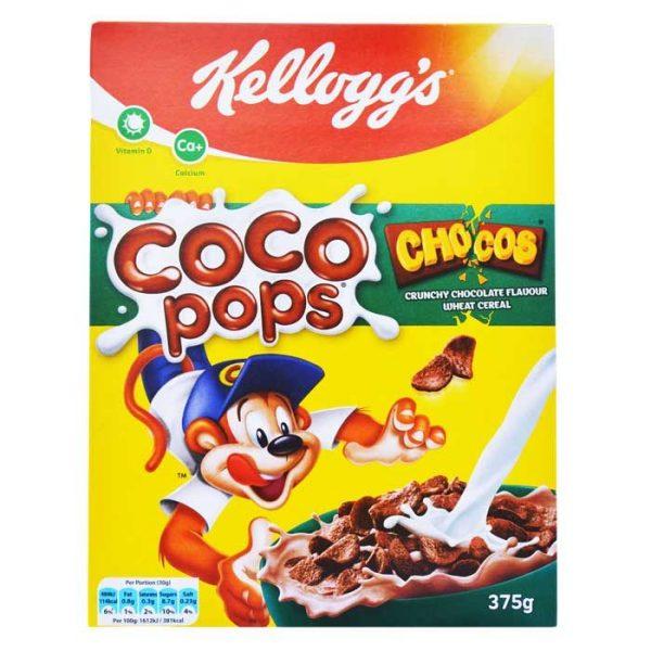 Coco Pops Chocos Kellogg's 375g