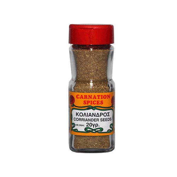Coriander 'Carnation Spices & Herbs' 50g