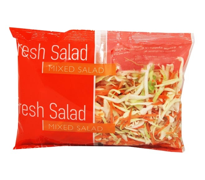 Fresh Cabbage and Grated Carrot (Coleslaw) 'Eurofresh' 250g