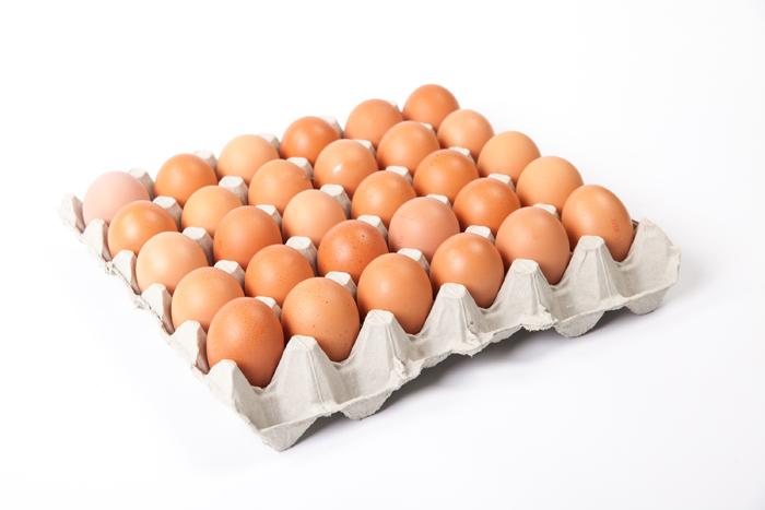 Fresh Eggs Makno - Farm 30 Pieces