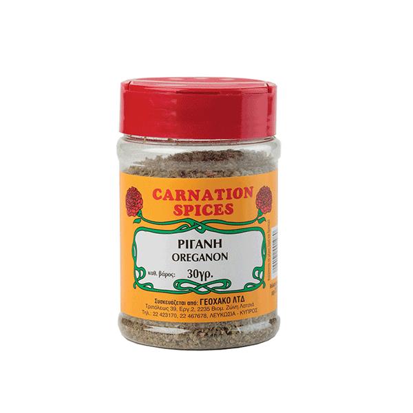 Oregano 'Carnation Spices & Herbs' 20g