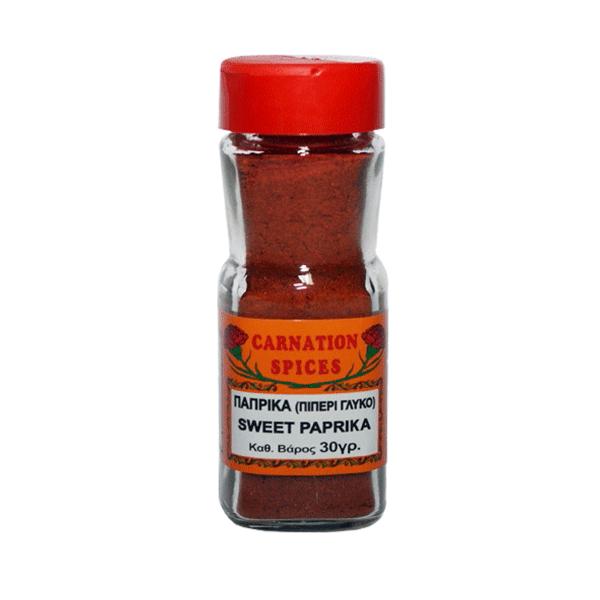 Paprika (Pepper Sweet) 'Carnation Spices' 45g
