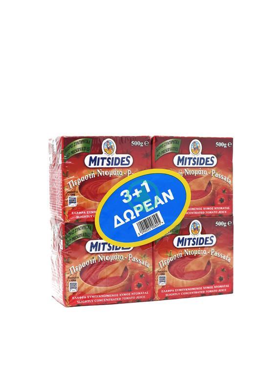 Passata Tomato 'Mitsides' 3+1 Free *500g