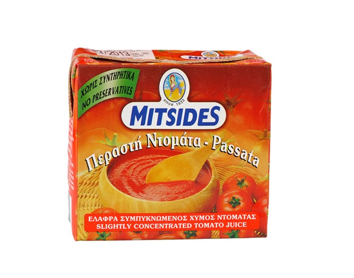 Passata Tomato 'Mitsides' 500g
