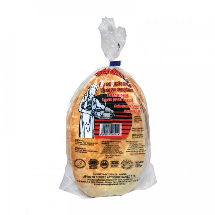 Traditional Pita For Souvlaki Artozym 550g