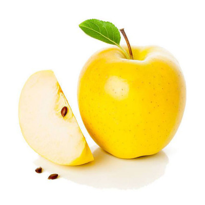Yellow Apples Imported 1kg