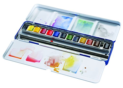WINSOR&NEWTON PROFESSIONAL WATER COLOURS