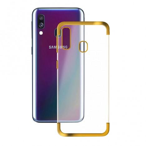 Slim Electro Silicone Back Cover for Samsung Galaxy A20e