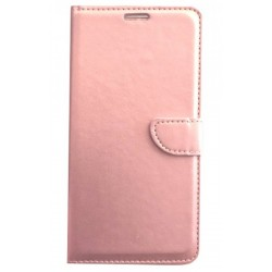 Rose Gold Book Case for Samsung Galaxy Note 10 Pro