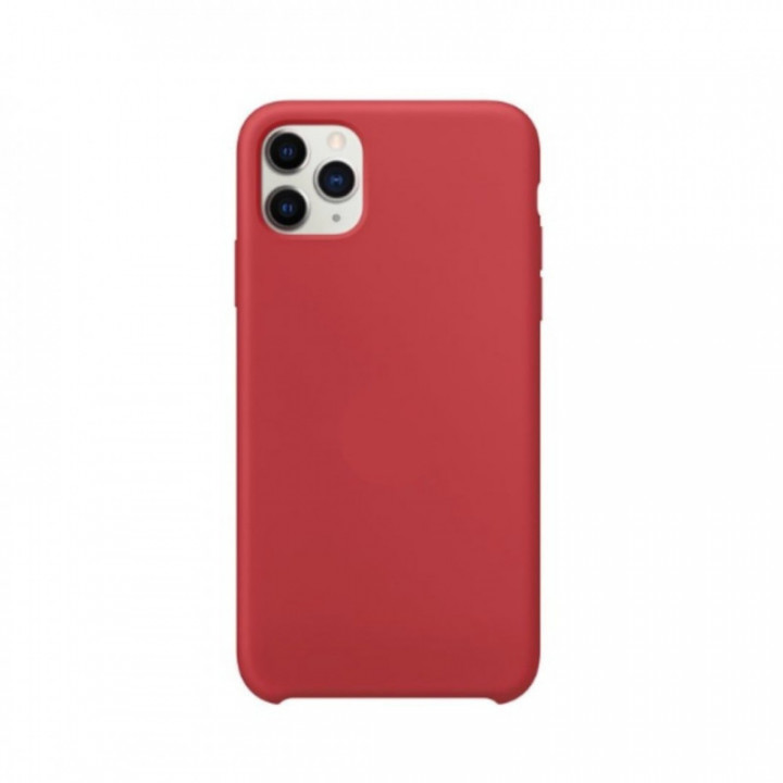 Raspberry Silicone Back Cover for iPhone 11 Pro 2019